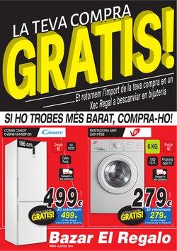 Catálogo Bazar El Regalo ( 7 días más)