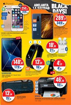 Ofertas de Smartphones  en el folleto de Bureau Vallée en Madrid