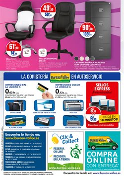 Ofertas de Sellos  en el folleto de Bureau Vallée en Madrid