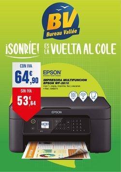 Ofertas de Informática y Electrónica en el catálogo de Bureau Vallée ( Caduca hoy)