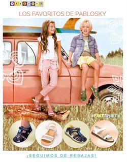 Ofertas de Juguetes y bebes  en el folleto de Pablosky en Palamos