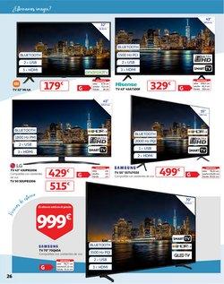 Ofertas de Samsung en el catálogo de Alcampo ( 2 días más)