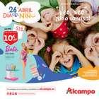 Catálogo Alcampo en Alcalá de Henares ( 2 días publicado )
