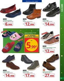 Ofertas de Zapatos  en el folleto de Alcampo en Oviedo