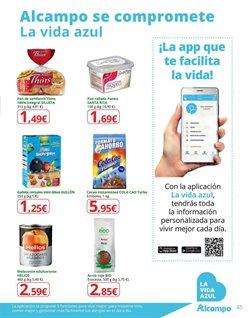 Ofertas de Cola Cao  en el folleto de Alcampo en Zaragoza