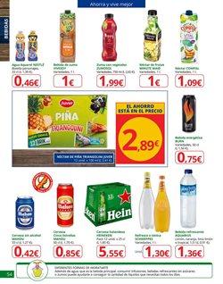 Ofertas de Coca-Cola  en el folleto de Alcampo en A Coruña