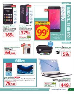 Ofertas de Tablet  en el folleto de Alcampo en Logroño