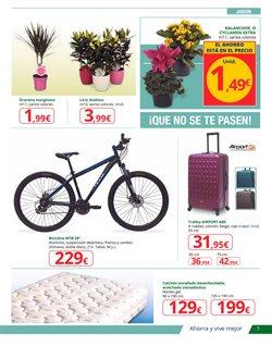 Ofertas de Bicicletas  en el folleto de Alcampo en Palma de Mallorca