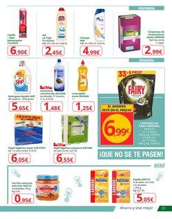 Ofertas de H&s  en el folleto de Alcampo en Vigo