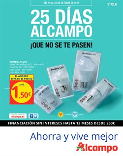 Ofertas de Alcampo  en el folleto de Las Palmas de Gran Canaria