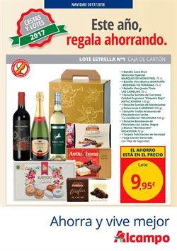 Ofertas de Alcampo  en el folleto de Gijón