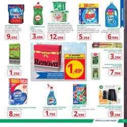Ofertas de Detergente lavavajillas  en el folleto de Alcampo en La Orotava