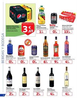 Ofertas de Cerveza  en el folleto de Alcampo en La Orotava