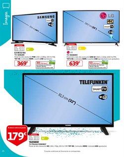 Ofertas de Televisores  en el folleto de Alcampo en Boadilla del Monte