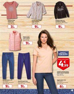 Ofertas de Camiseta mujer  en el folleto de Alcampo en Fuenlabrada