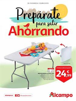 Ofertas de Alcampo  en el folleto de A Coruña