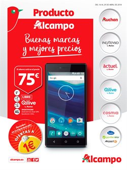 Ofertas de Alcampo  en el folleto de Madrid