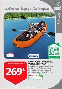 Ofertas de Kayak  en el folleto de Alcampo en Madrid