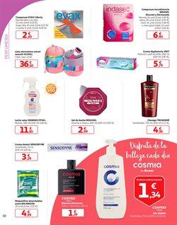 Ofertas de Crema corporal  en el folleto de Alcampo en La Orotava