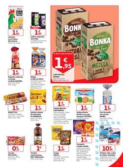 Ofertas de Chocolate  en el folleto de Alcampo en Madrid