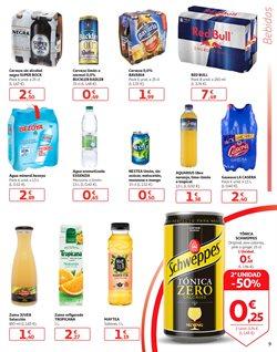 Ofertas de Red Bull  en el folleto de Alcampo en Madrid