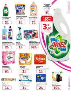 Ofertas de Detergente líquido  en el folleto de Alcampo en Vecindario