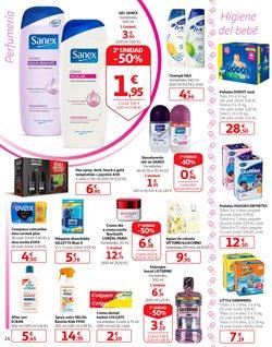 Ofertas de Perfumería  en el folleto de Alcampo en La Orotava