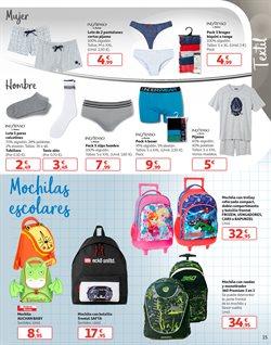 Ofertas de Slips  en el folleto de Alcampo en Leganés