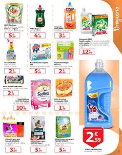 Ofertas de Detergente en cápsulas  en el folleto de Alcampo en Telde
