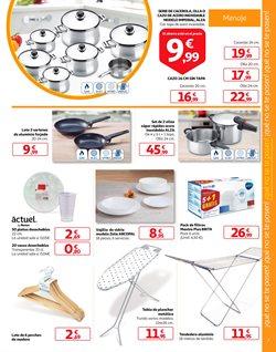 Ofertas de Sartén de aluminio  en el folleto de Alcampo en Madrid