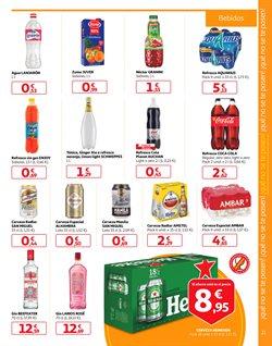 Ofertas de Heineken  en el folleto de Alcampo en Madrid