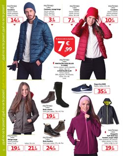 Ofertas de Ropa abrigo mujer  en el folleto de Alcampo en Las Palmas de Gran Canaria