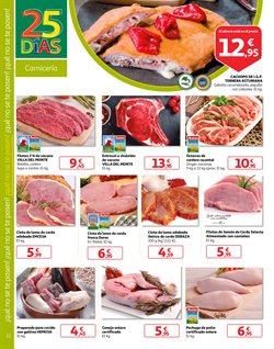 Ofertas de Pechuga de pollo  en el folleto de Alcampo en La Orotava