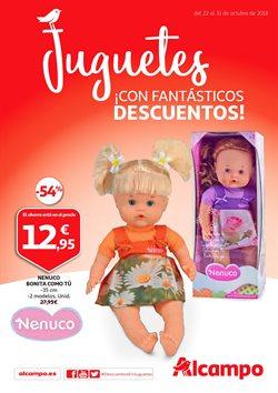 Ofertas de Nenuco  en el folleto de Alcampo en Las Palmas de Gran Canaria