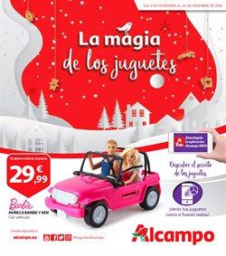 Ofertas de Alcampo  en el folleto de Murcia