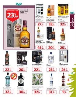 Ofertas de Whisky  en el folleto de Alcampo en Vecindario