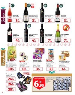Ofertas de Vino tinto  en el folleto de Alcampo en Vecindario
