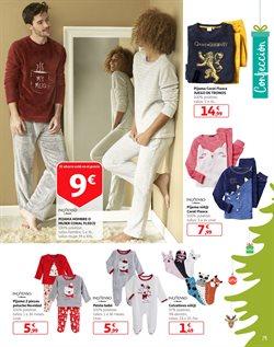 Ofertas de Pijama  en el folleto de Alcampo en Telde