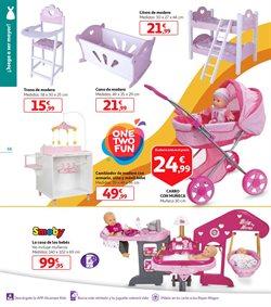 Ofertas de Cambiador bebé  en el folleto de Alcampo en Madrid