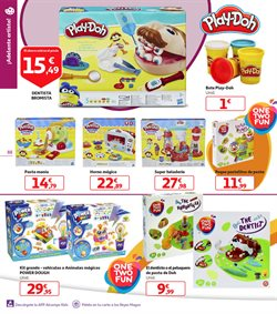Ofertas de Play-Doh  en el folleto de Alcampo en Madrid