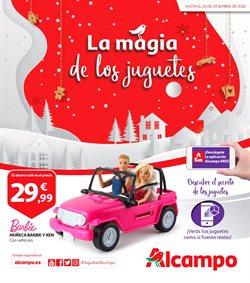 Ofertas de Alcampo  en el folleto de Santa Lucía de Tirajana