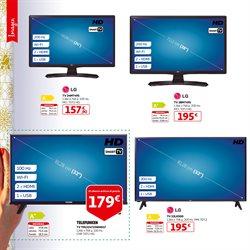 Ofertas de Televisores  en el folleto de Alcampo en Blanes