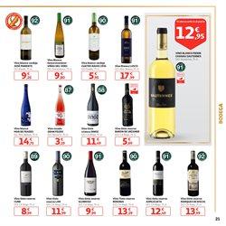 Ofertas de Vino blanco  en el folleto de Alcampo en La Orotava