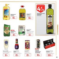 Ofertas de Aceite de oliva virgen extra  en el folleto de Alcampo en La Orotava
