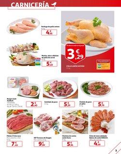 Ofertas de Pechuga de pollo  en el folleto de Alcampo en Madrid