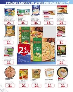 Ofertas de Pizza  en el folleto de Alcampo en Murcia