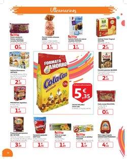 Ofertas de Snacks  en el folleto de Alcampo en Telde