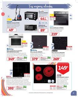 Ofertas de Placa de cocina  en el folleto de Alcampo en Telde