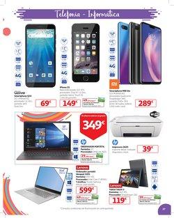 Ofertas de Telefonía  en el folleto de Alcampo en Telde