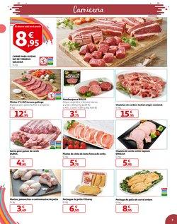 Ofertas de Carne de cerdo  en el folleto de Alcampo en Blanes